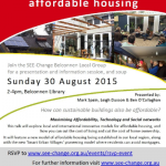 Sustainable Housing Canberra